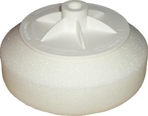 Купить Круг полировальный NCPro М14 Ø150мм, твердый, белый - Vait.ua
