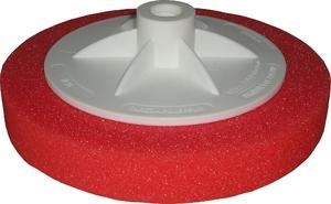 Купить Круг полировальный NCPro М14, Ø150мм х 2,5см, универсальный, красный - Vait.ua