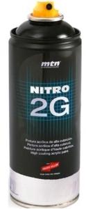 """Купить Аэрозольная краска """"MTN NITRO 2G"""" Montana (для граффити), 400 мл - Vait.ua"""