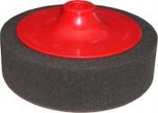 Полировальный круг мягкий BEFAR М14, 150 х 50мм, черный