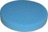 Полировальный круг мягкий BEFAR, 150мм х 25мм, голубой
