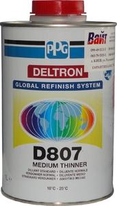 Купить Стандартный растворитель PPG Deltron Medium Thinner, 5л - Vait.ua