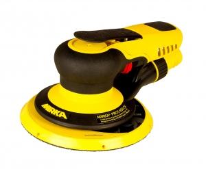Купить Шлифовальная пневматическая машинка Mirka PROS625CV, d150 мм, 2,5мм - Vait.ua