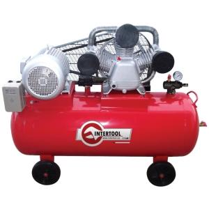 Купить Компрессор Intertool PT-0040, 200л, 10HP, 3 цилиндра - Vait.ua