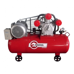 Купить Компрессор Intertool PT-0050, 300л, 15HP, 3 цилиндра - Vait.ua