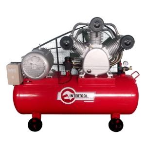 Купить Компрессор Intertool PT-0052, 300л, 20HP, 3 цилиндра - Vait.ua