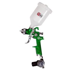 Купить Краскопульт пневматический HVLP INTERTOOL PT-0102, 1,3мм + регулятор давления - Vait.ua