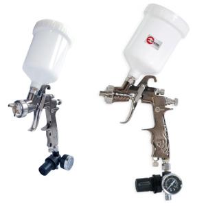 Купить LVLP PROF Краскопульт INTERTOOL PT-0130, 1,3мм + регулятор давления - Vait.ua