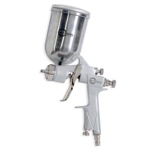 Купить HP STEEL 100 Краскопульт INTERTOOL PT-0201, верхний металлический бачек, 1,0мм - Vait.ua