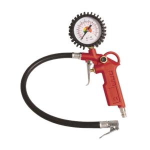 Купить Пистолет для подкачки колес пневматический 63мм с манометром INTERTOOL PT-0503 - Vait.ua