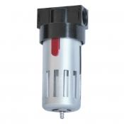 """Фильтр для очистки воздуха в металле 1/2"""" INTERTOOL PT-1401"""