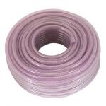 Шланг PVC высокого давления армированный INTERTOOL PT-1741, 8мм х 50м