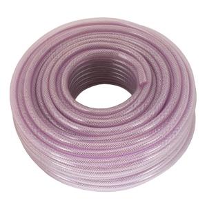 Купить Шланг PVC высокого давления армированный INTERTOOL PT-1741, 8мм х 50м - Vait.ua