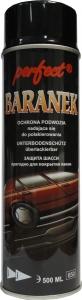 Купить Антигравийное покрытие Perfect Deco Lack в аэрозоли, черное, 500мл - Vait.ua