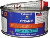 Шпатлевка облегченная Pyramid PREMIUM LIGHT PUTTY 1,0л