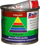 Шпатлевка со стекловолокном Pyramid STANDART MICROFIBRA PUTTY, 0,25 кг