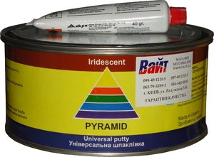 Купить Шпатлевка универсальная Pyramid STANDART UNIVERSAL PUTTY, 1 кг - Vait.ua