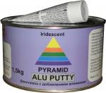Шпатлёвка с алюминием Pyramid ALU PUTTY, 1,5 кг