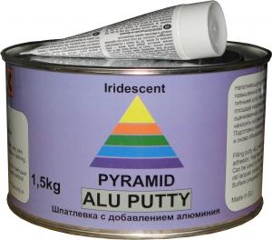 Купить Шпатлёвка с алюминием Pyramid ALU PUTTY, 1,5 кг - Vait.ua