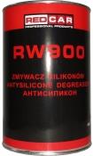 Смывка для удаления силикона (обезжириватель) Red Car RW900 Антисиликон, 1л