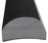 """Шлифовальная полукруглая колодка """"Вайт"""" (серия """"VTP""""), вид RV, ''Profi'' с внутренним радиусом, крепление VELCRO (""""липучка""""), 195х69х45мм"""