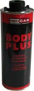 Купить Антигравийное защитное покрытие Red Car Body Plus 1л, чёрный - Vait.ua