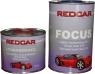 Акриловый 2К лак Red Car FOCUS с высоким содержанием твердых веществ ANTISCRATCH 2:1 (не царапающийся) 1л + отвердитель (0,5л)