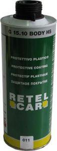 Купить Антигравийное защитное покрытие Retel Car (черное), 1л  - Vait.ua