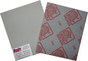 Купить Абразивные губки Rhyno sponge auto SUPER FINE Indasa, 140х115х5мм - Vait.ua