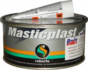 Купить Шпатлевка для пластика эластичная Roberlo Masticplast, 1кг - Vait.ua