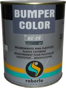 Купить Бамперная краска Bumper color BC-20 Roberlo антрацит, 1л - Vait.ua