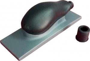 """Купить Ручной шлифовальный блок (рубанок) Mirka с пылеотводом 70мм х 198мм, 22 отверстия, крепление """"липучка"""" - Vait.ua"""