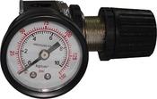 """SA-20102A Регулятор давления с манометром SUMAKE для пневмосистемы 1/4"""""""