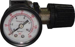 """Купить SA-20102A Регулятор давления с манометром SUMAKE для пневмосистемы 1/4"""" - Vait.ua"""