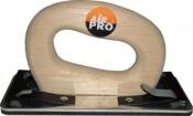 Рубанок деревянный AirPro, крепление пружино-зажим, 70х170мм