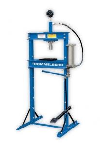 Купить Пресс напольный гидравлический Trommelberg SD100803B с манометром, на 12 т - Vait.ua