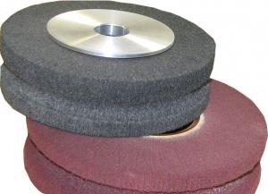 Купить Абразивная щётка для профильного шлифования SIA, 125x155x76 мм, P320 - Vait.ua