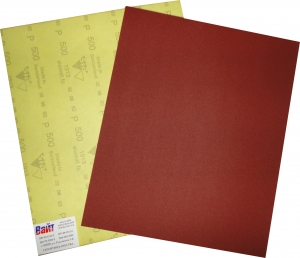 Купить Лист шлифовальный водостойкий SIA, 230x280мм, P600 - Vait.ua