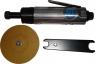 ST-6634 Пневматическая цилиндрическая машинка SUMAKE с зачистным диском 2600 об./мин.