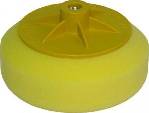 Купить Круг полировальный SELLACK с резьбой М14 универсальный (желтый), D150mm - Vait.ua