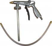 Пистолет-распылитель Sico-Tools для антигравийных и антикоррозионных покрытий, всасывающий UBS, пневматический