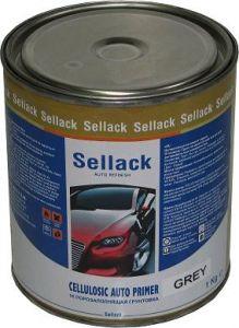 Купить 1К Антикоррозийный нитро-грунт Sellack, серый, 1л - Vait.ua