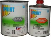 Эпоксидный двухкомпонентный грунт F70 Sprint EPOXY PRIMER с отвердителем С70, 1л + 0,5л