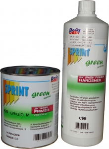 Купить Грунт протравливающий Sprint F99 WASH PRIMER (1л) с отвердителем C99 (1л) - Vait.ua