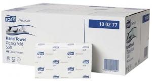Купить Tork 100277 Листовые полотенца сложения ZZ Premium мягкие - Vait.ua