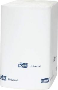 Купить Tork 10908 Салфетки для диспенсеров сложение Interfold 21,6 х 33 см (500 листов) - Vait.ua