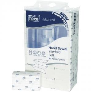 Купить Tork 120288 Полотенца сложения Interfold Advanced мягкие - Vait.ua