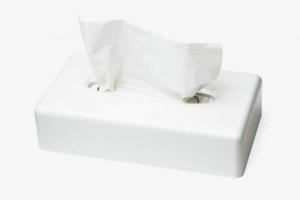 Купить Tork 270023 Диспенсер для салфеток для лица. Белый - Vait.ua