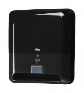 Купить Tork 551108 Диспенсер сенсорный для рулонов Matic. Черный - Vait.ua
