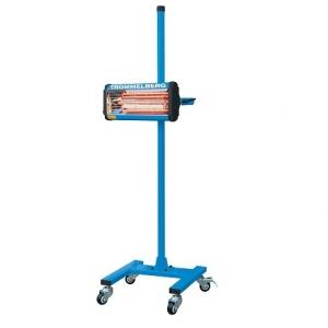 Купить Коротковолновая мобильная инфракрасная сушка Trommelberg IR1 Economy с одной кассетой - Vait.ua